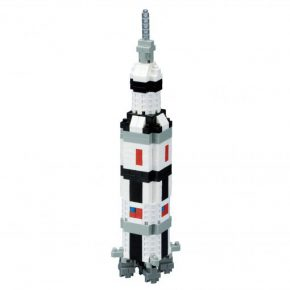 Nanoblock Saturn V Rocket