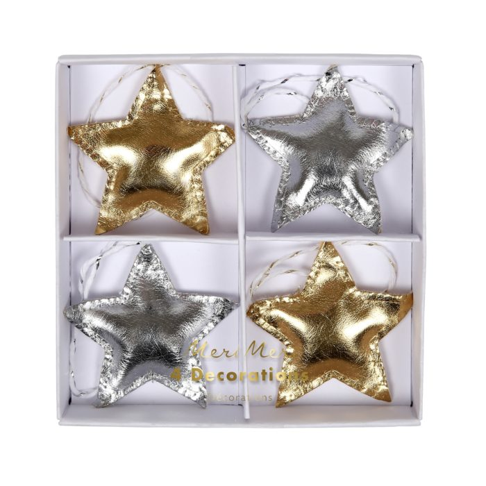 Meri metallic star