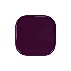 &k tray square purple