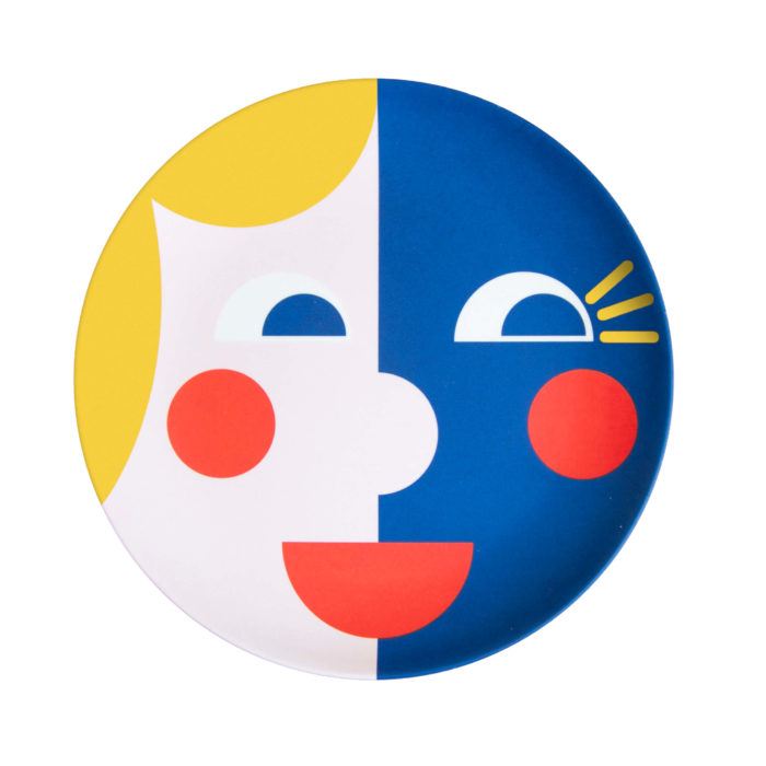 global-affairs-bamboo-plate-face-yellow-&k-klevering